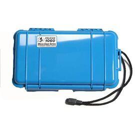 Pelican 1060 Micro Case Solid Dry Box - Blue