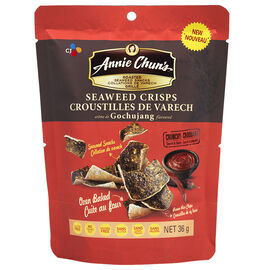 Annie Chun's Seaweed Crisps - Gochujang - 36g