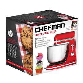 Chefman Stand Mixer - Red - RJ32
