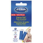 Dr. Scholl's Express Pedi Foot Smoother Replacement Rollers - 2's