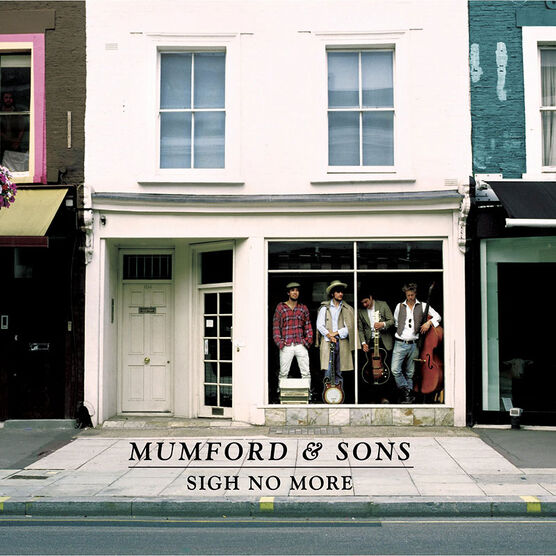 Mumford & Sons - Sigh No More - CD