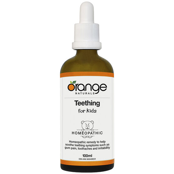 Orange Naturals Teething for Kids - 100ml