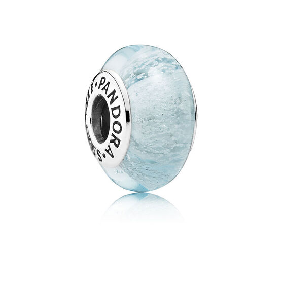 PANDORA Disney Elsa's Signature Color Charm