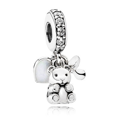 Pandora Silver Charms Ben Bridge Jeweler