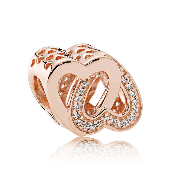 Entwined Love, PANDORA Rose™ CZ Charm