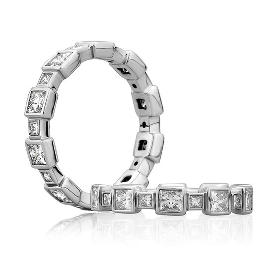 A.JAFFE Diamond Eternity Ring