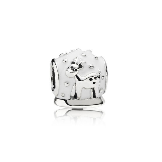 PANDORA Snow Globe Charm