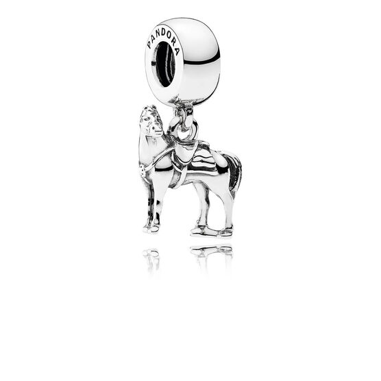 PANDORA Disney Maximus Dangle Charm