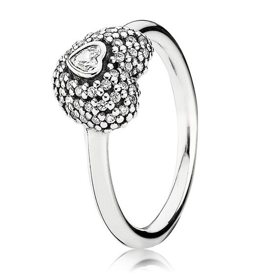 PANDORA In My Heart Ring