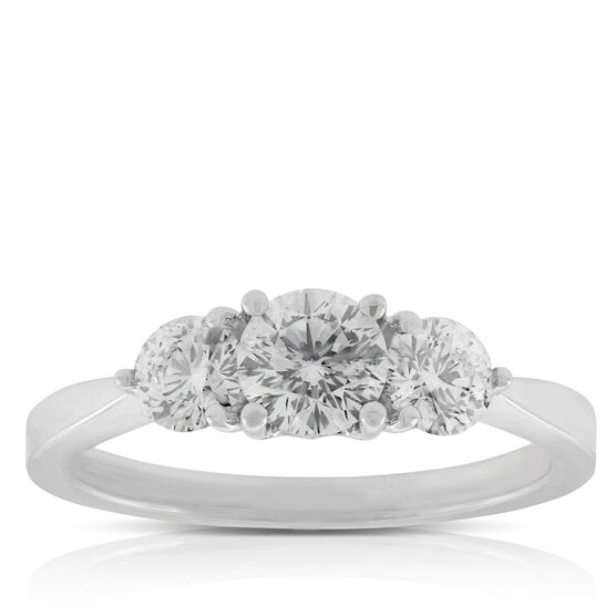 Ben Bridge Signature Diamond™ Ring in 14K