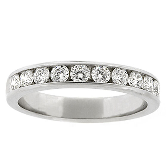 Ben Bridge Signature Diamond™ Band in Platinum