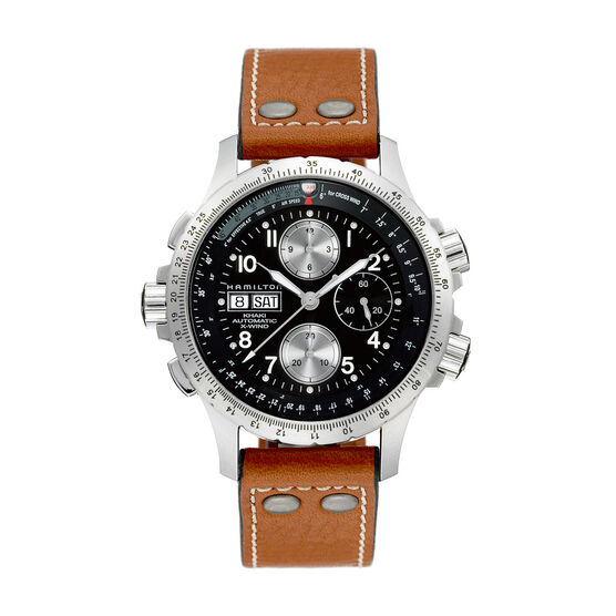 Hamilton Khaki X-Wind Automatic Chronograph