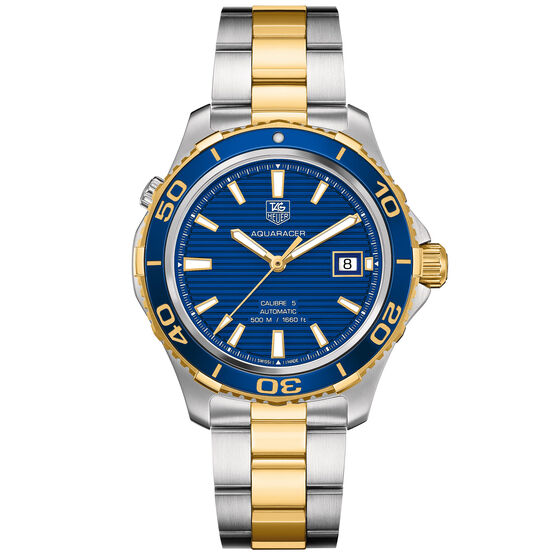 TAG Heuer Aquaracer Calibre 5 Automatic Watch, 41mm