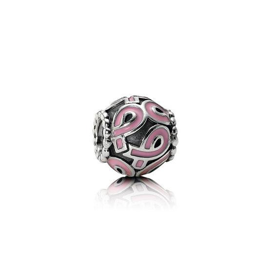 PANDORA Pink Ribbon Charm