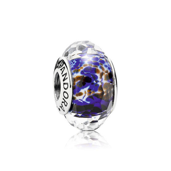 PANDORA Sea Glass Blue Charm