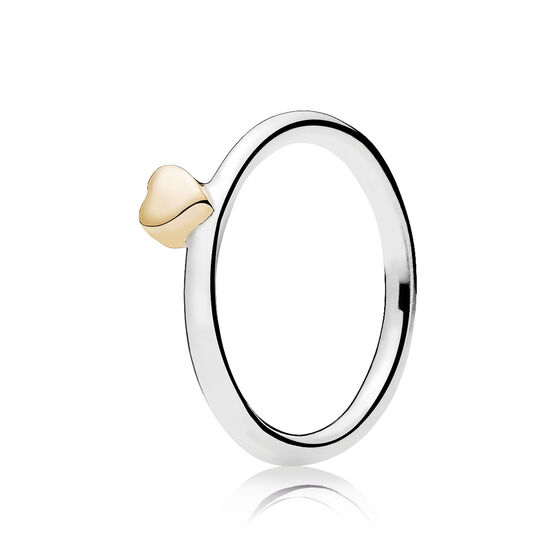 PANDORA Puzzle Heart Ring
