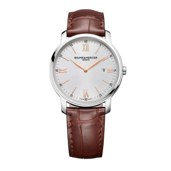 Baume & Mercier CLASSIMA 10144 Watch, 42mm