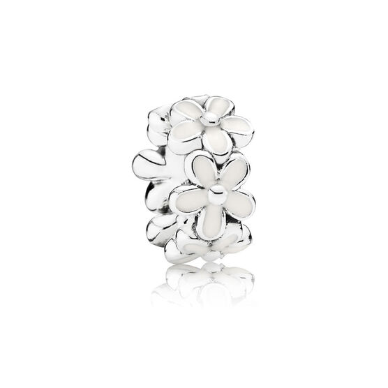 PANDORA Darling Daisies Spacer
