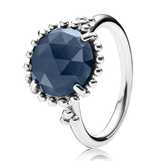 PANDORA Midnight Star Ring