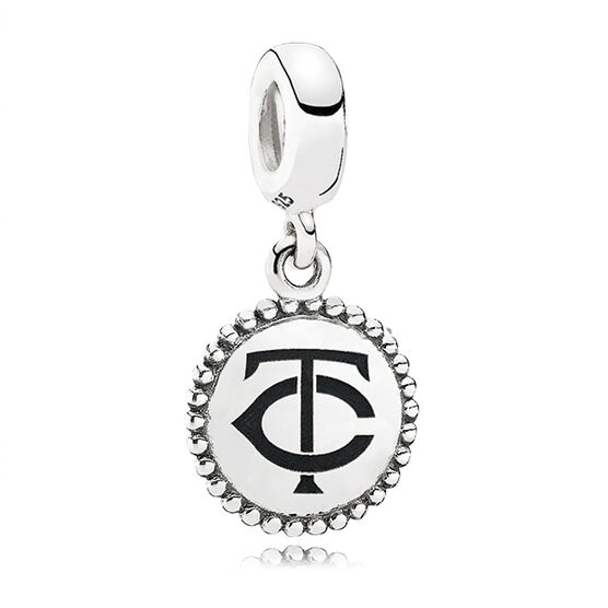 PANDORA Twins MLB Dangle Charm