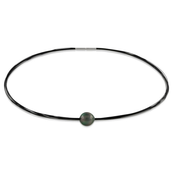 Tahitian South Sea Cultured Pearl Necklace, 16""