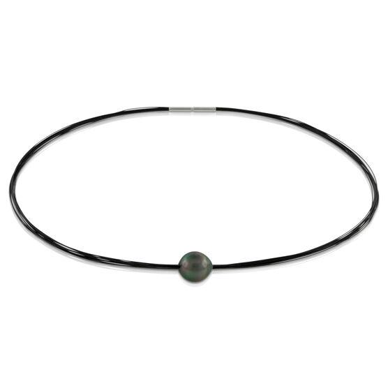 "Tahitian South Sea Cultured Pearl Pendant, 16"""