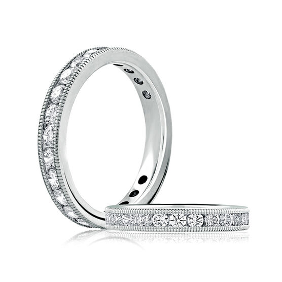 A.JAFFE Diamond Anniversary Band