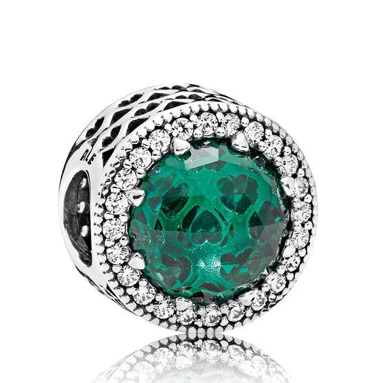 PANDORA Radiant Hearts Crystal & CZ Charm