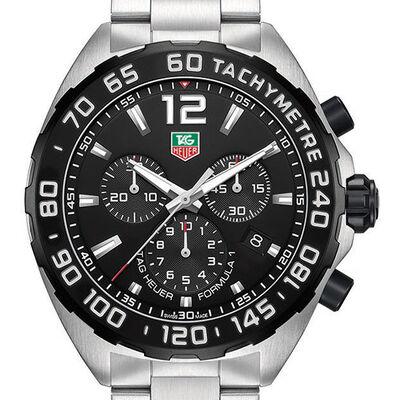TAG Heuer Formula 1 Quartz Chronograph, 42mm