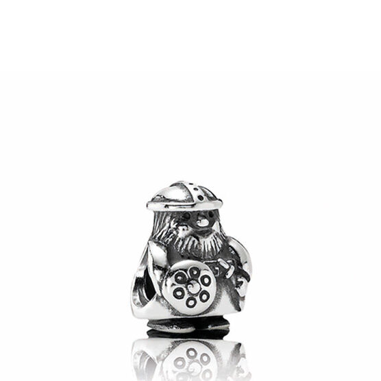 PANDORA Viking Charm RETIRED