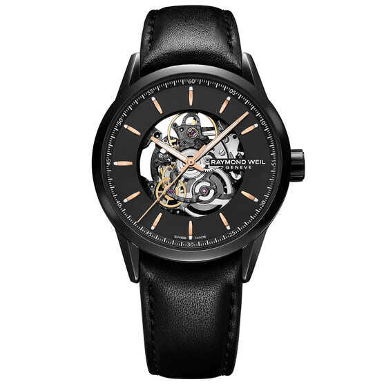 Raymond Weil Freelancer Skeleton