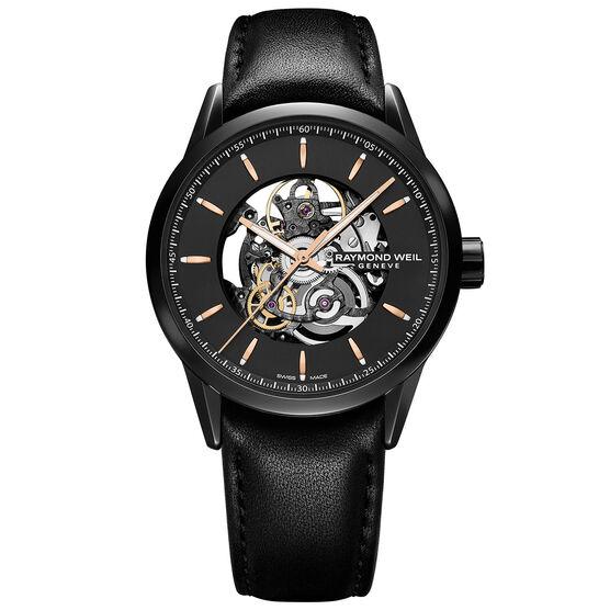 Raymond Weil Freelancer Skeleton Watch