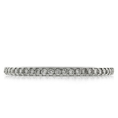 Diamond Eternity Band 14K