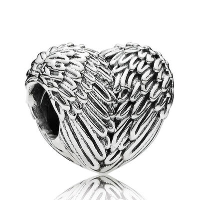 PANDORA Angelic Feather Charm