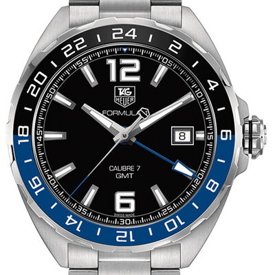 TAG Heuer Formula 1 Calibre 7 GMT Automatic Watch