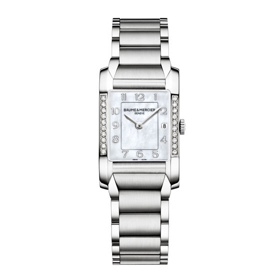 Baume & Mercier HAMPTON 10051 Ladies Watch, 34.5 mm