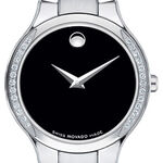 Movado Serio Diamond Watch
