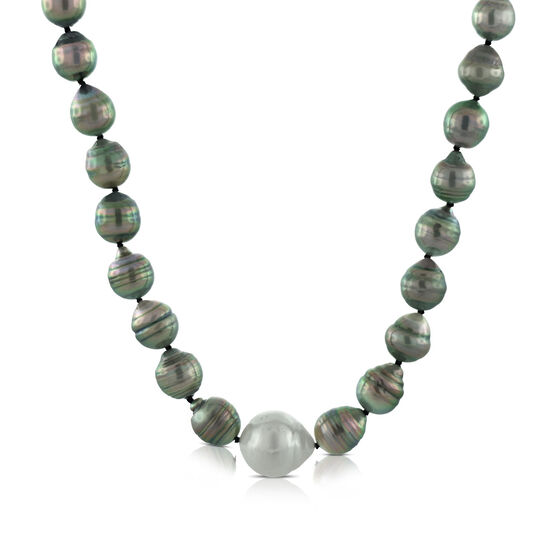 Cultured Tahitian & South Sea Pearl Strand
