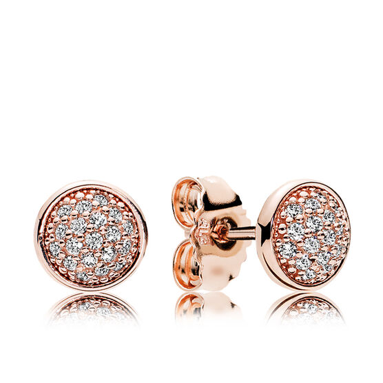 PANDORA Rose™ Dazzling Droplets CZ Stud Earrings