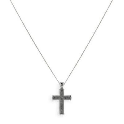 Edward Mirell Heritage Cross Pendant
