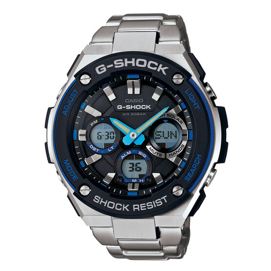 G-Shock G-Steel Watch in Blue