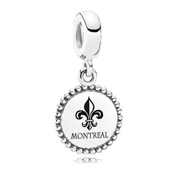 PANDORA Montreal Dangle Charm