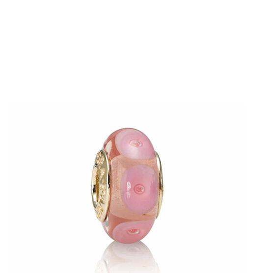 PANDORA Pink Mystic Charm 14K RETIRED
