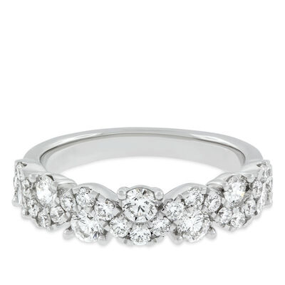 Diamond Celebration Band 14K
