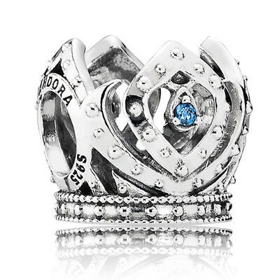 PANDORA Disney Elsa's Crown Charm