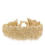 Toscano Woven Braided Bracelet 18K