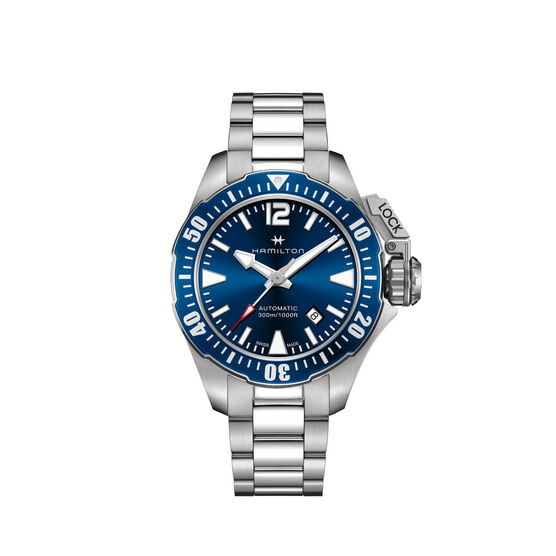 Hamilton Khaki Navy Frogman Automatic Watch