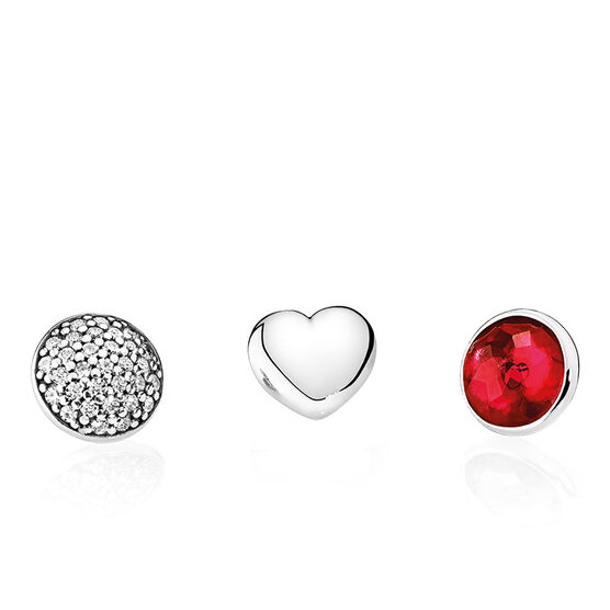 PANDORA July Petites Locket Elements
