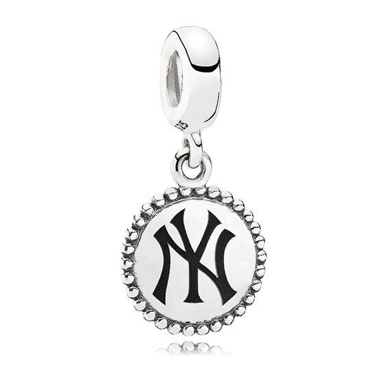 PANDORA Yankees MLB Dangle Charm