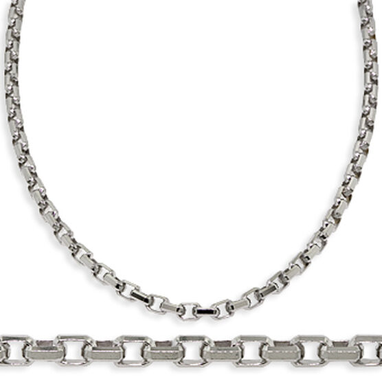 Toscano Collection Rolo Chain 18K, 24""